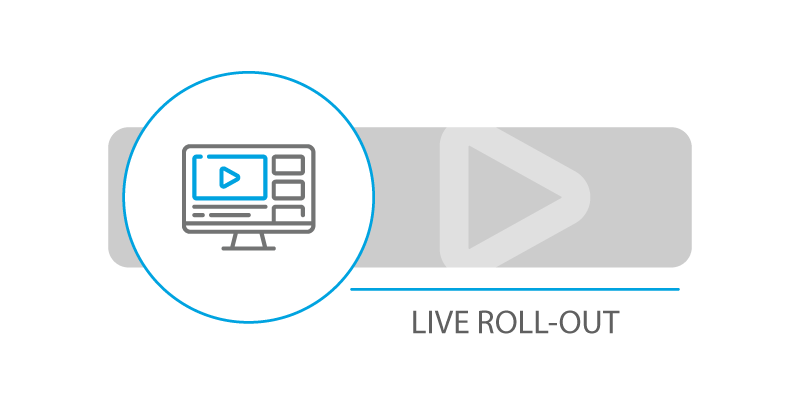 Live Roll-Out Image