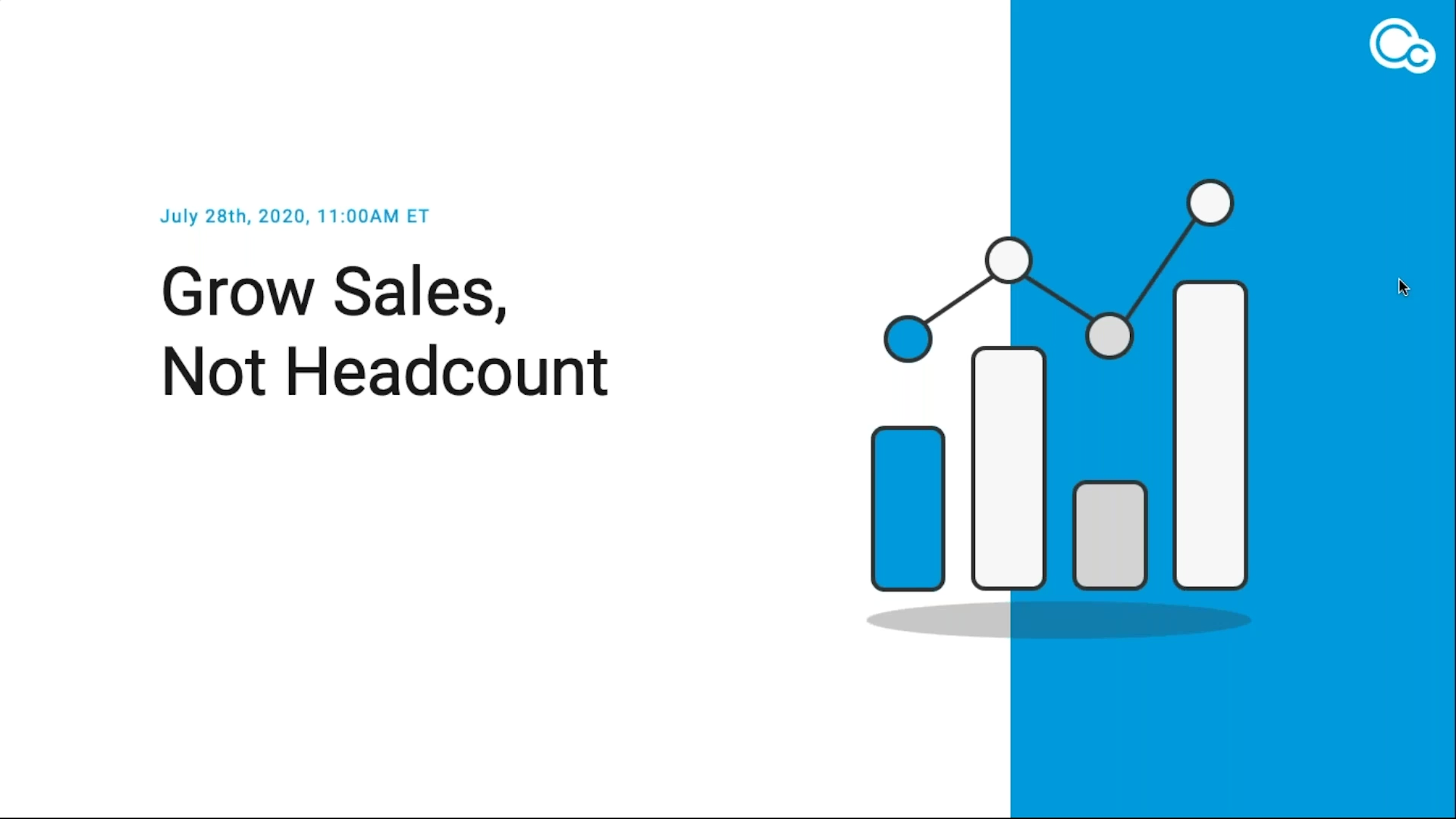 Grow Sales, Not Headcount With CIMcloud 2020 Image
