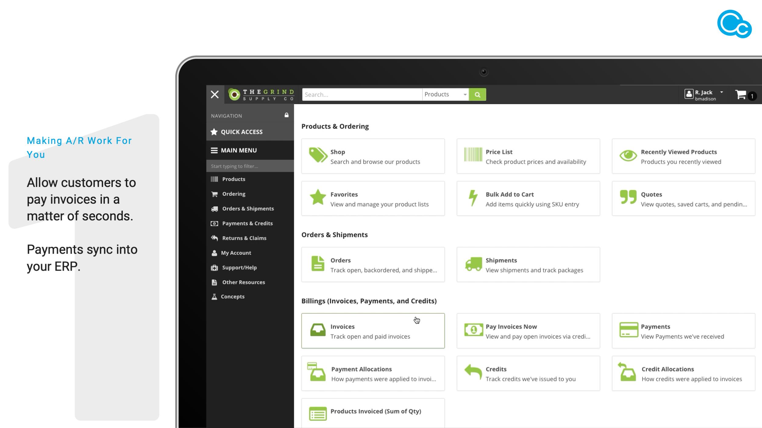 CIMcloud 2020: Better Manage Your Receivables Image
